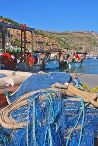 La pesca en el municipio de Javea.