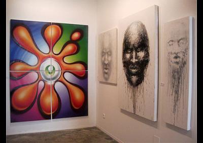 Exposiciones en el municipio de Javea en la provincia de Alicante.