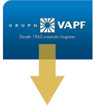 Documentos listos para descargar en la Web del Grupo VAPF