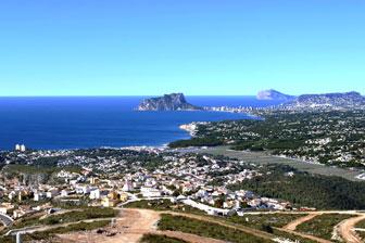 Comprar a la carta en Benitachell, Alicante.
